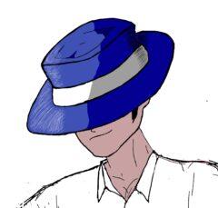 とにぃ@青い帽子
